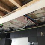 spanplafond spanwand wit essentials bint in herenhuis keuken foto3