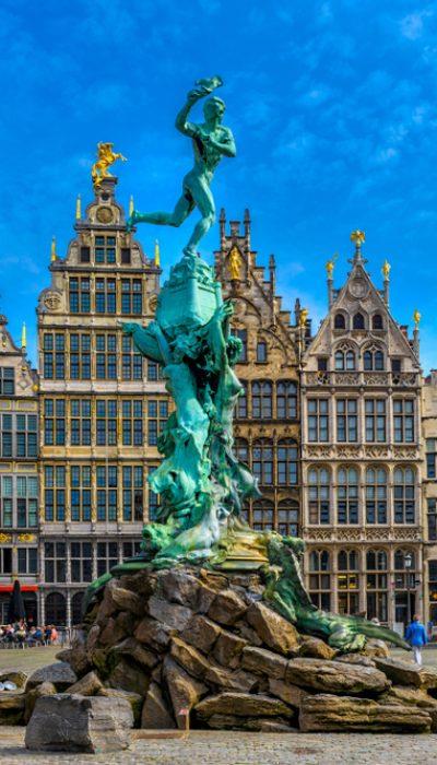Spanplafond Antwerpen