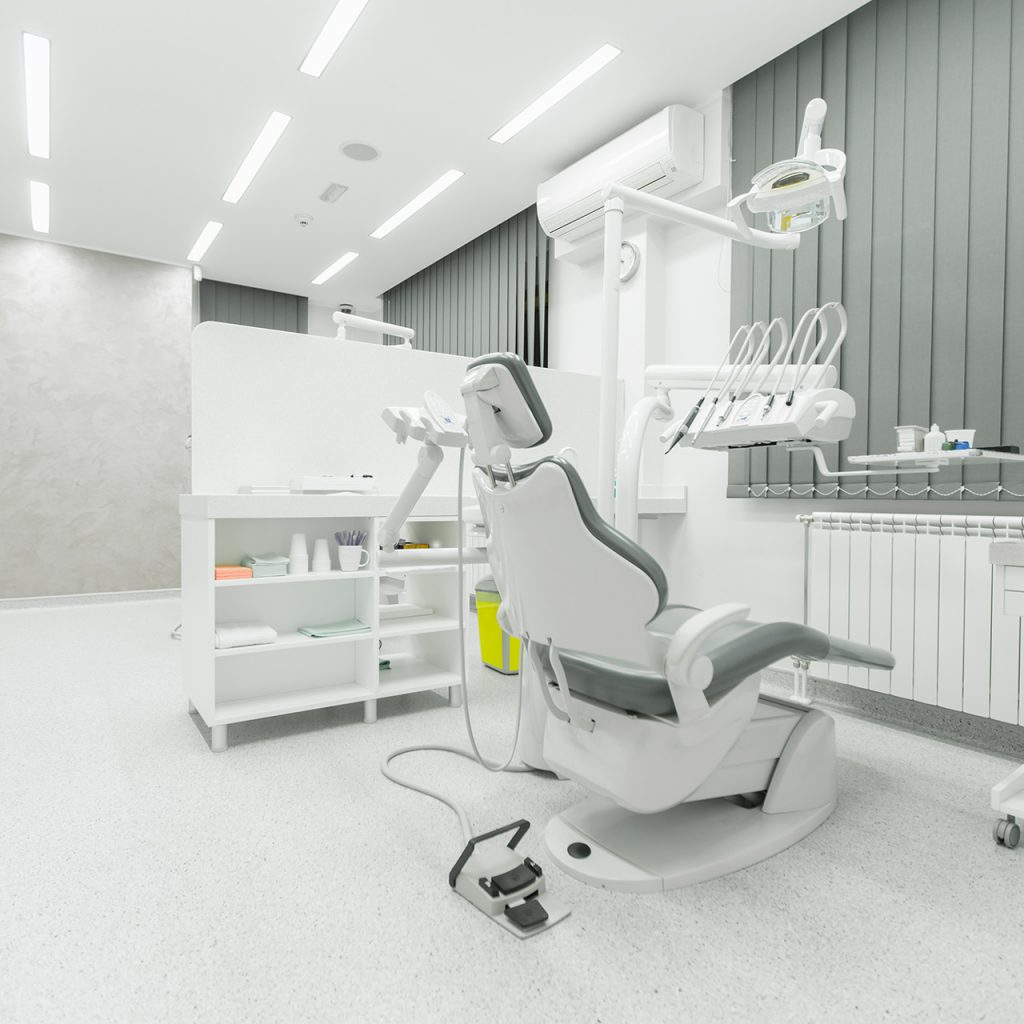 antibacterieel sterile spanplafond met led verlichting