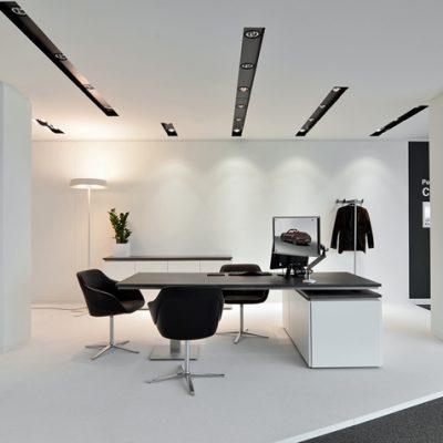 autoshowroom whisper design spanplafond